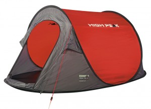 Dobre miejsce pod namiot