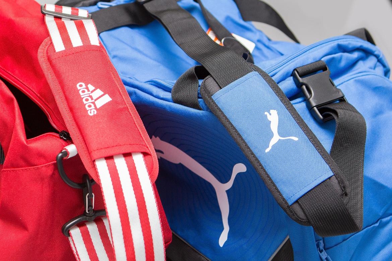 Torba sportowa na trening. Puma czy Adidas?