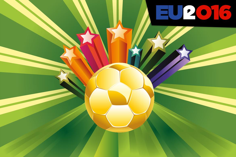 Nakładka EURO2016 gwiazdy