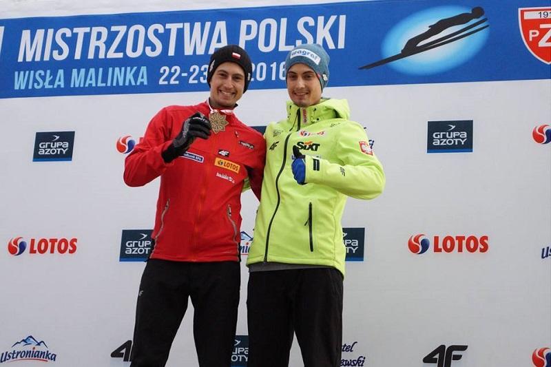 Kamil Kot i Jakub Kot