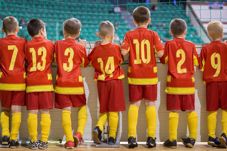 Klubowe stroje dla dzieci SportBazar