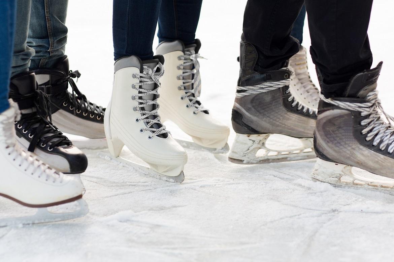 jak dbać o łyżwy