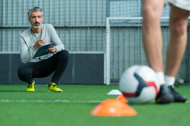 Trening piłkarski – nie tylko siłownia