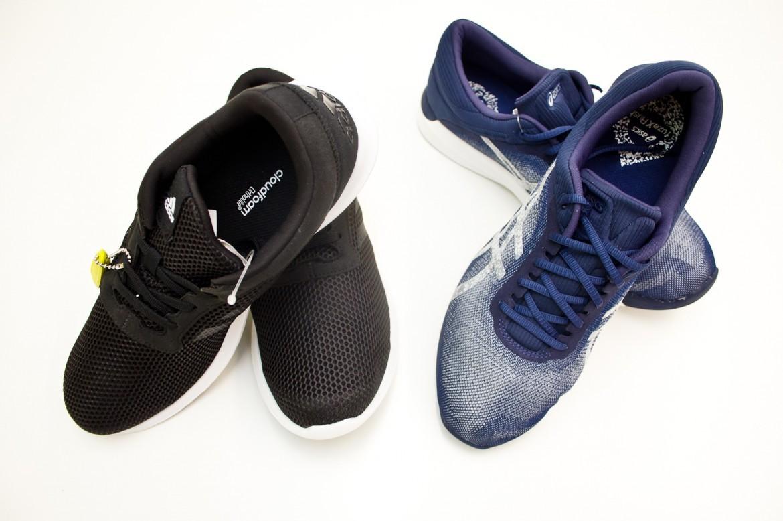 Tradycja kontra nowoczesność. Porównujemy Asics FUZE X RUSH i Adidas ELEMENT REFRESH 3 M
