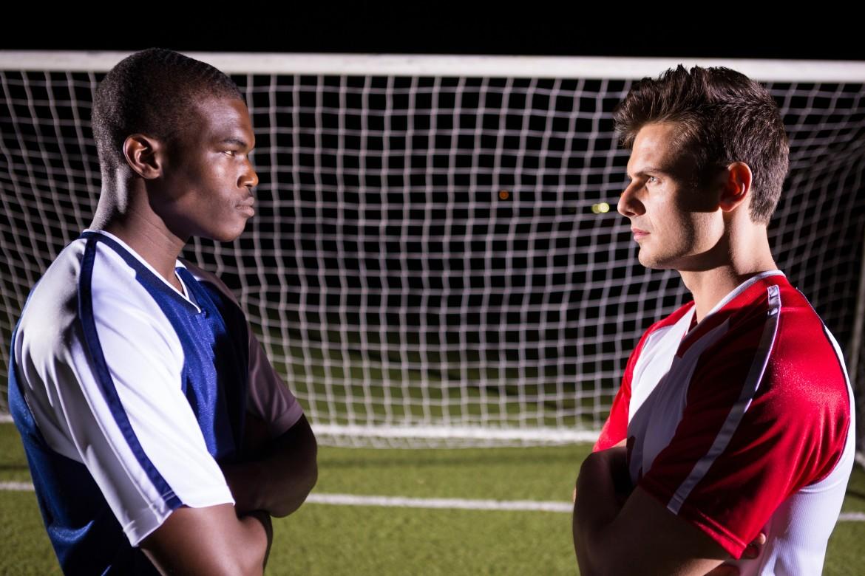 Kiedy mecz jest jak wojna. Jak poradzić sobie ze stresem na boisku?
