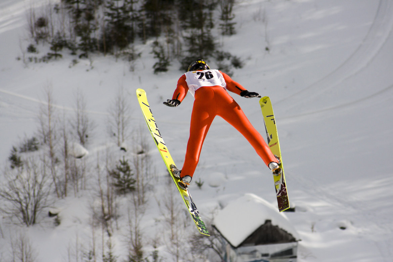 Jakub Kot Skoki narciarskie zaczynają przypominać Formułę 1