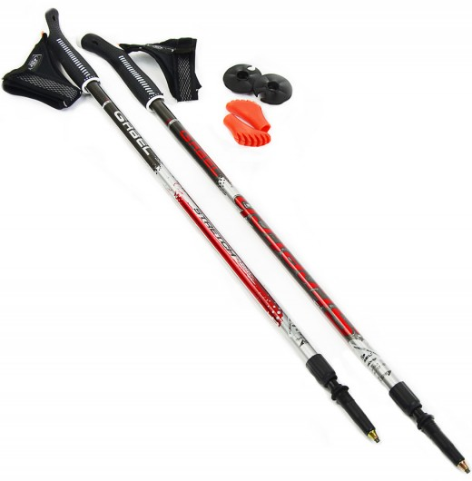 KIJKI NORDIC WALKING GABEL STRETCH
