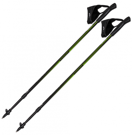 KIJKI NORDIC WALKING SPOKEY GREEN