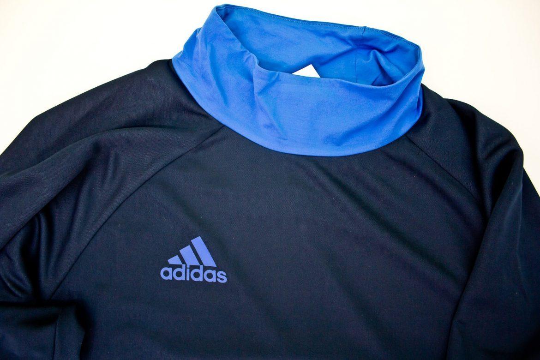 82add3ba3a16cb Sezon na piłkę nie kończy się zimą! Mierzymy bluzę piłkarską Adidas ...