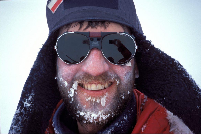 Zanim poszedłem na biegun, zdobyłem go w głowie - Marek Kamiński