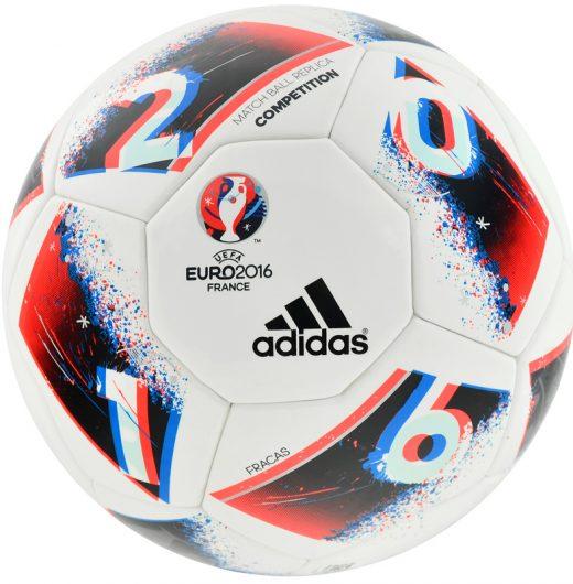 PIŁKA ADIDAS EURO 2016 FRACAS