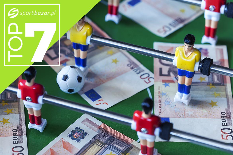 Top 7: Największe transfery stycznia 2018