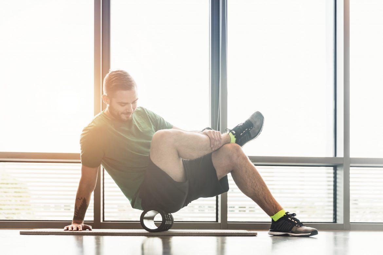 Rolowanie mięśni po treningu_czy warto to robić