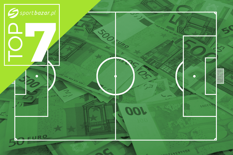 Top 7 - transfery Zima 2018 w Ekstraklasie