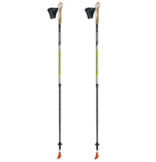 KIJKI NORDIC WALKING GABEL STRIDE STRETCH LITE
