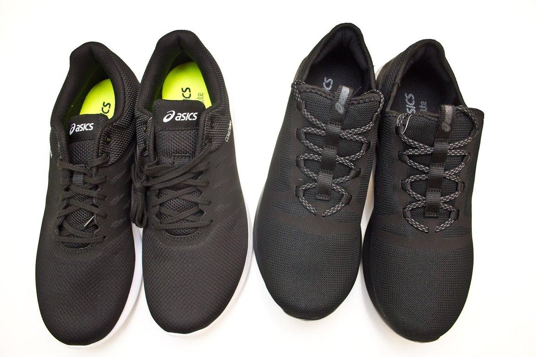 Czarno na białym – buty Asics Fuzetora vs Asics Comutora które wybrać na bieg