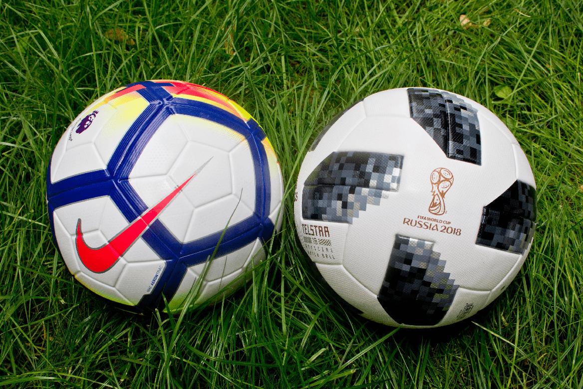 Bramka jest jedna, a piłki są dwie - którą wybrać Piłka Adidas Telstar World Cup VS Nike Premiere League Ordem