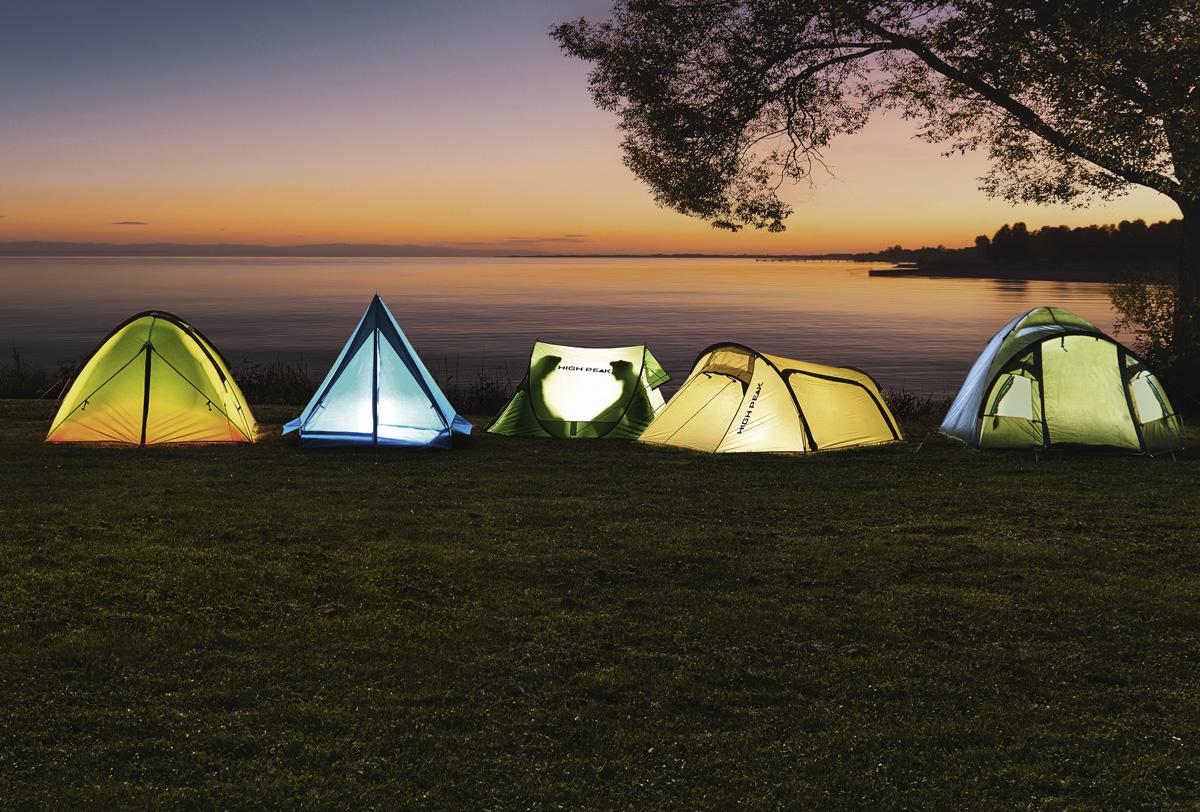tani 4 osobowy namiot z przedsionkiem