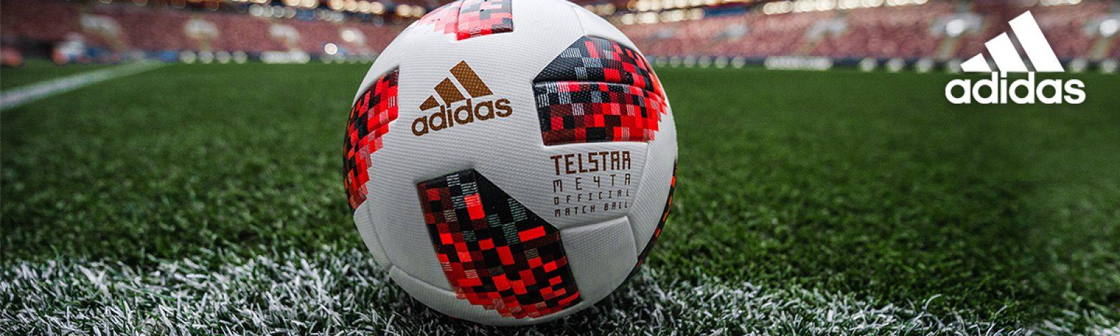 Podsumowanie mundialu, czyli nasi za granicą- adidas Telstar 18 Mechta