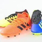korki dla dzieci adidas, które wybrać Nemeziz db2352 Predator db2319 x db2416 energy mode