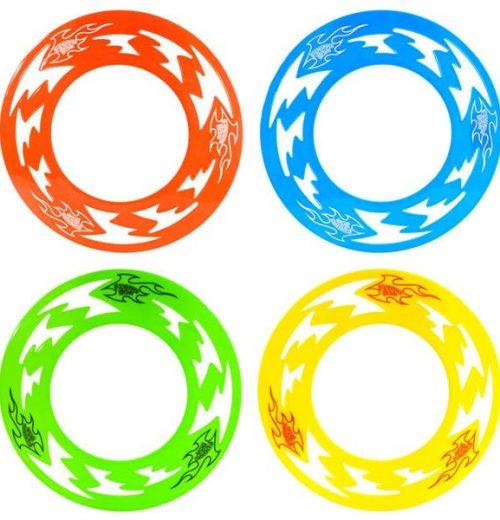 kolorowy talerz frisbee dla dzieci – 6 pomysłów na zabawę z dziećmi