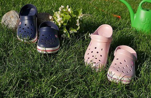 Buty Crocs, buty do ogrodu, klapki crosc – 5 powodów, dla których warto je mieć