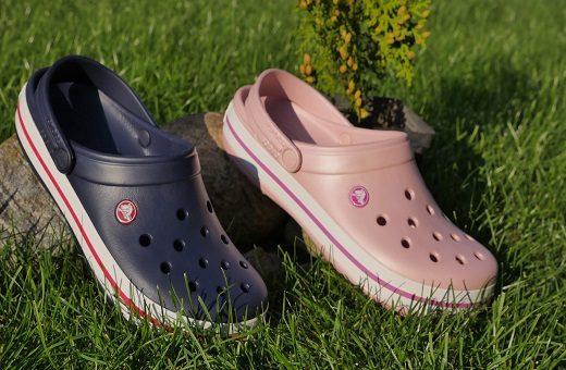 Buty Crocs, oryginalne Crocsy, klapki crocs – 5 powodów, dla których warto je kupić