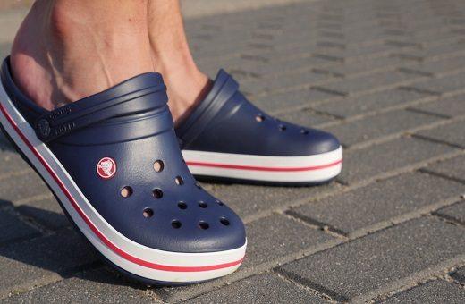 Buty Crocs, oryginalne Crocsy, klapki crocs – 5 powodów, dla których warto je mieć