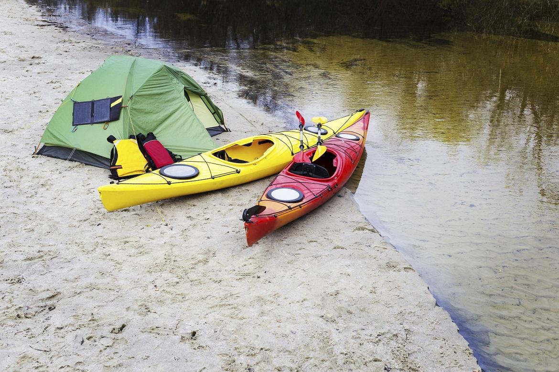 Spływ kajakowy – co zabrać Jak się przygotować