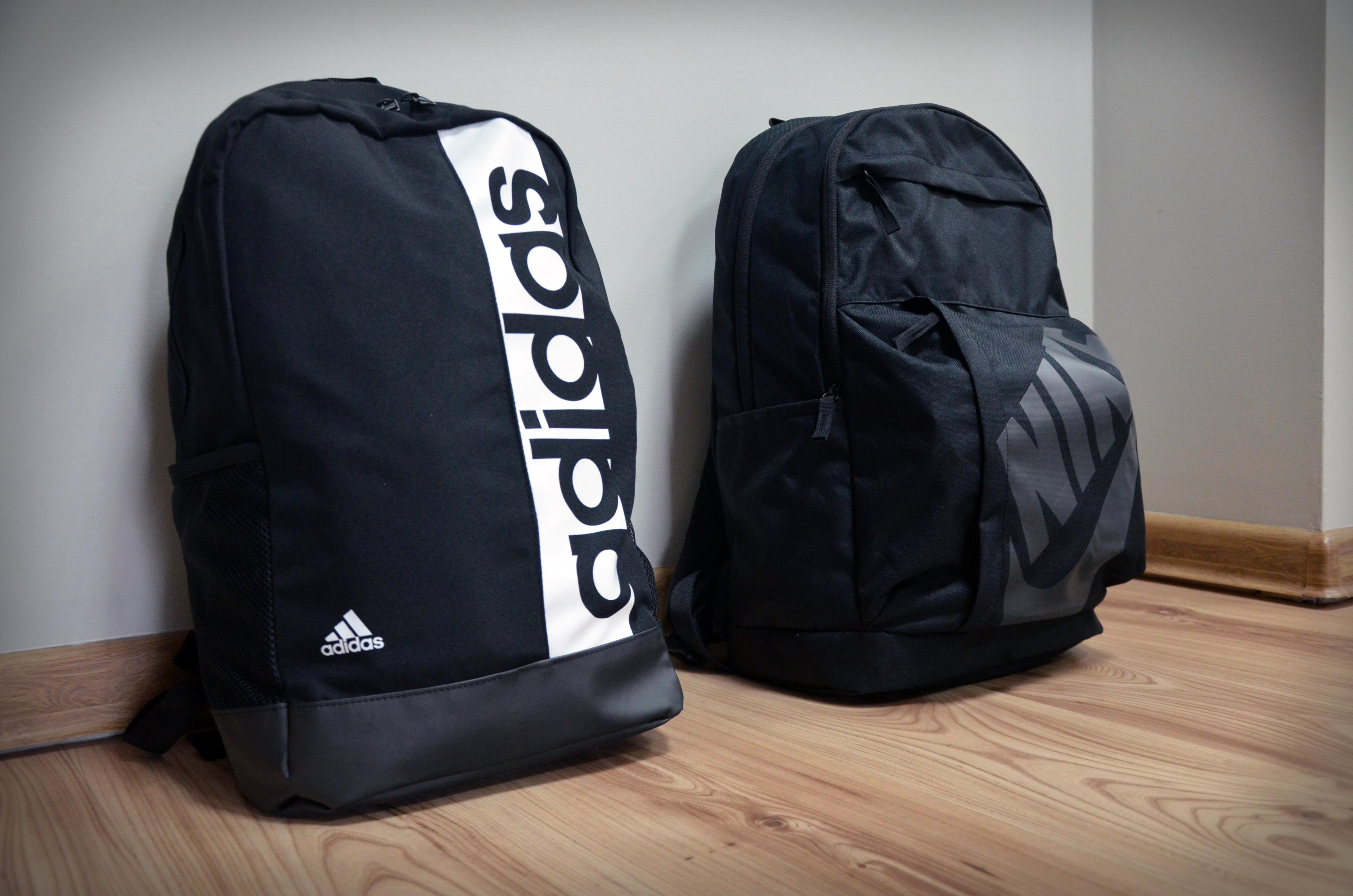 10fe4ddd3 adidas Linear Performance vs Nike Elemental. Który plecak do szkoły wybrać?