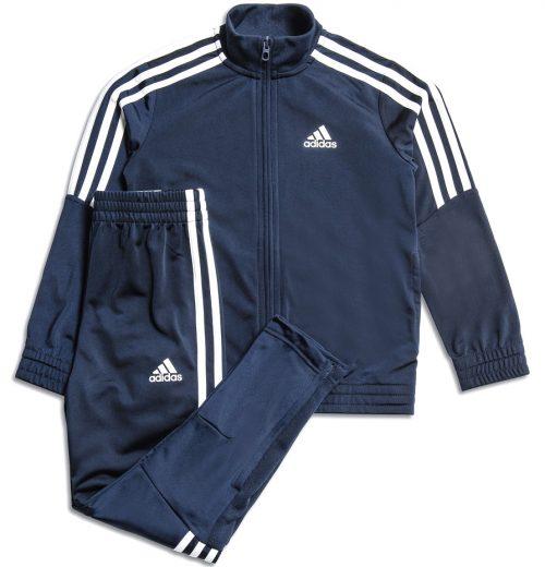 dres sportowy, dres dziecięcy adidas trio CW 3840. Wyprawka szkolna. Co kupić