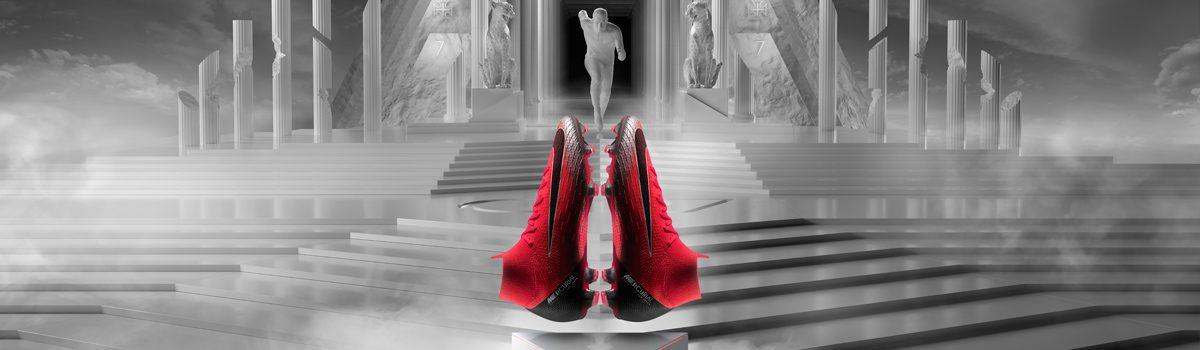 Zbigniew Boniek – Piękność Nocy – buty piłkarskie Nike Chapter 7 – Built On Dreams