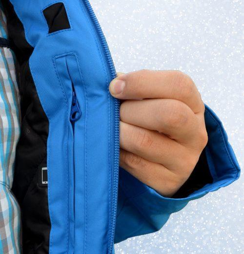 Kurtka narciarska 4F H4Z18 KUMN006 – czy kurtka funkcyjna nadaje się również do noszenia na co dzień 3