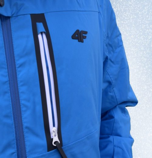 Kurtka narciarska 4F H4Z18 KUMN006 – czy kurtka funkcyjna nadaje się również do noszenia na co dzień 7