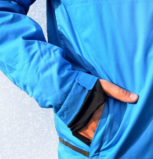 Kurtka narciarska 4F H4Z18 KUMN006 – czy kurtka funkcyjna nadaje się również do noszenia na co dzień 8