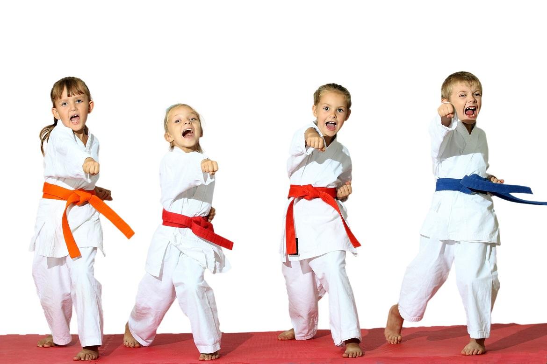 Sztuki walki dla dzieci - jaki sport będzie dobry na początek?