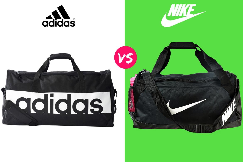 Torba na siłownię adidas Linear czy torba na siłownię Nike Brasilia