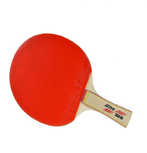 Rakietka do tenisa stołowego dla początkującego gracza. Top 5 do 100 zł Paletka do ping ponga Atemi 300 concave 2
