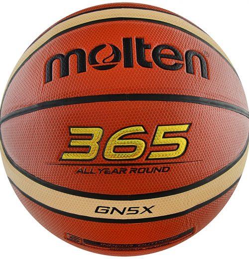 jaka piłka do kosza jest najlepsza – molten gn5x