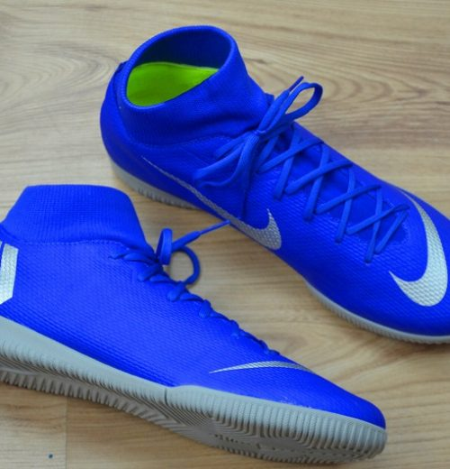 nowy styl przyjazd obuwie Halówki Nike ze skarpetą. Sprawdź czy model Mercurial ...
