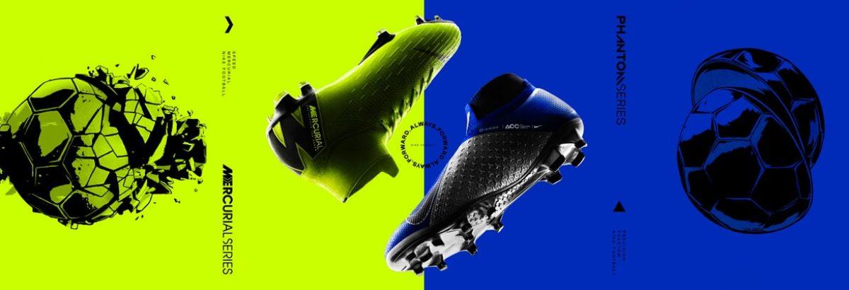 halówki Nike ze skarpetą