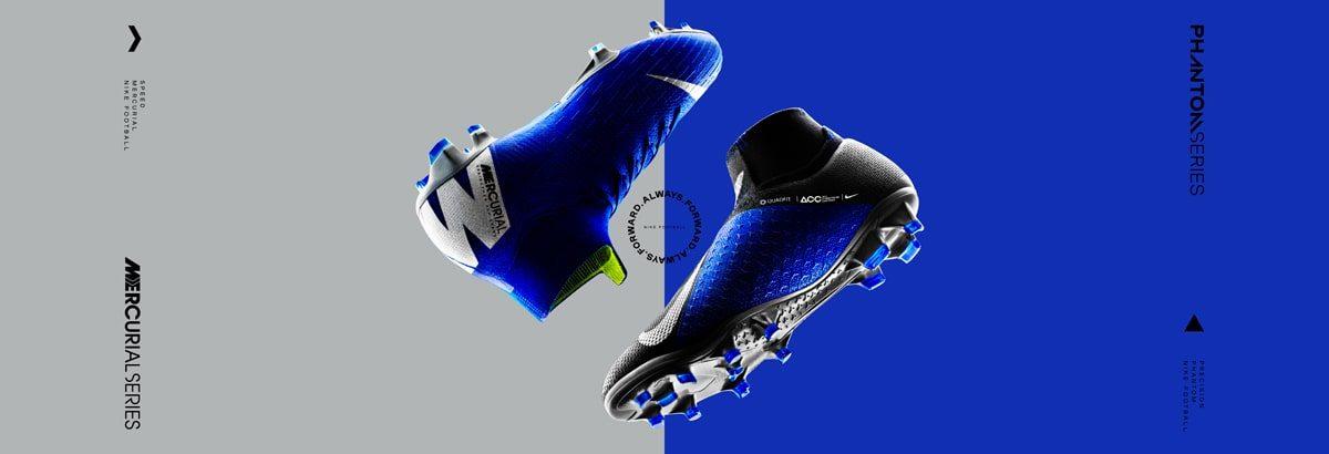 buty piłkarskie Nike, korki Nike, halówki NIke, Nike always forward,
