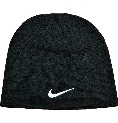 czapka zimowe Nike czarna
