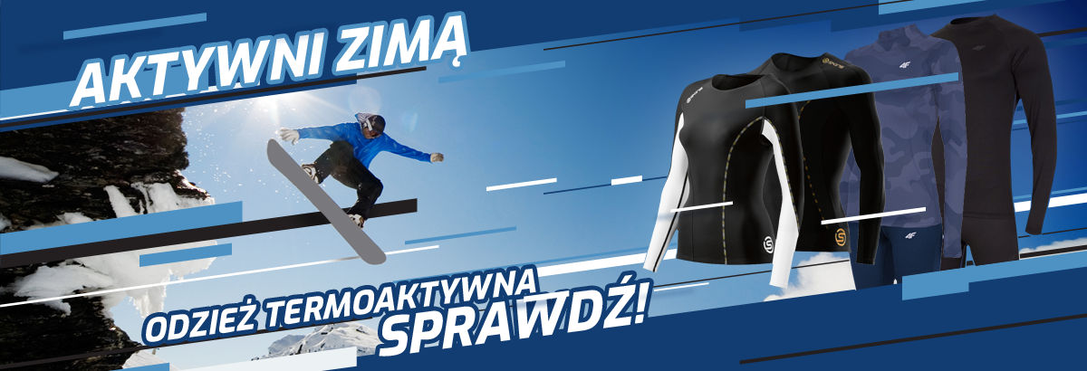 odzież kompresyjna, odzież termiczna, odzież termoaktywna, sklep sportowy, sportbazar.pl