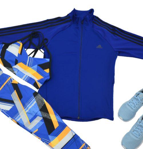 odzież sportowa Puma, komplet sportowy dla niej
