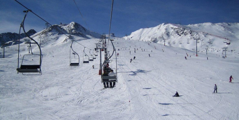 Ośrodek narciarski Grandvalira, Pireneje, Andora (źródło: www.flickr.com)
