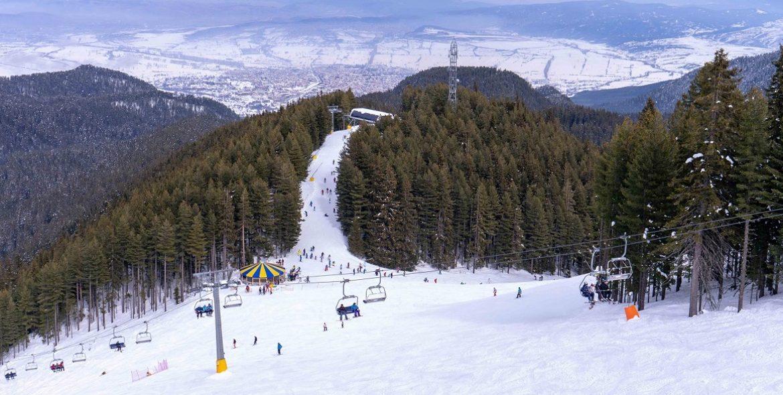 Ośrodek narciarski Bansko, Bułgaria (źródło: www.flickr.com)