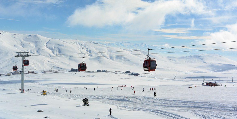 Ośrodek narciarski Erciyes, Kapadocja, Turcja (źródło: www.flickr.com)