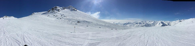 Ośrodek narciarski Gadauri, Kaukaz, Gruzja (źródło: www.flickr.com)