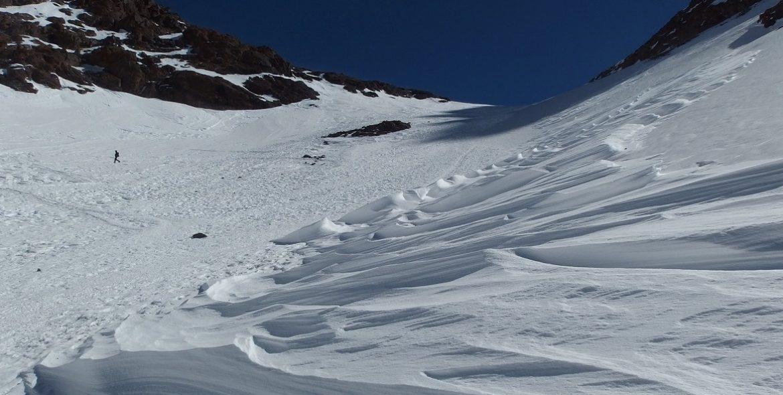 Atlas Wysoki zimą, Maroko (źródło: www.flickr.com)